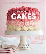 Favorite Cakes af Williams Sonoma Test Kitchen