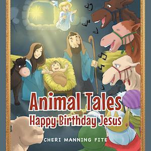 Bog, paperback Animal Tales af Cheri Manning Fite