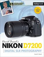 David Busch's Nikon D7200 Guide to Digital Slr Photography af David D. Busch