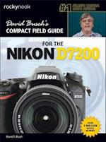 David Busch's Compact Field Guide for the Nikon D7200 af David D. Busch