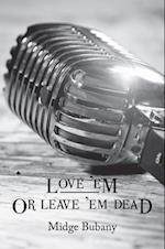 Love 'Em or Leave 'Em Dead (Cal Sheehan Mysteries)