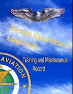 Drone Operator's Logbook - Training and Maintenance Record