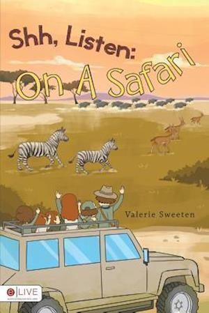 Bog, paperback Shh, Listen af Valerie Sweeten