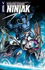 Ninjak, Volume 3 af Matt Kindt, Doug Braithwaite