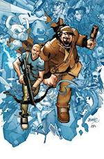 A&A: The Adventures of Archer & Armstrong Volume 1: In the Bag af Rafer Roberts
