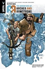 A&A: The Adventures of Archer & Armstrong Vol. 1: In the Bag af David Lafuente, Rafer Roberts