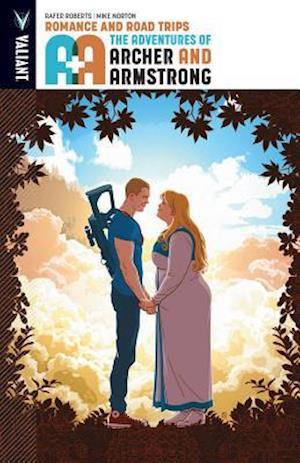 Bog, paperback A&A The Adventures of Archer & Armstrong 2 af Rafer Roberts