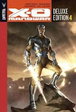 X-O Manowar 4 af Robert Venditti