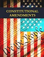 Encyclopedia of Constitutional Amendments [With Free Web Access]