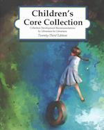 Children's Core Collection, 23rd Edition