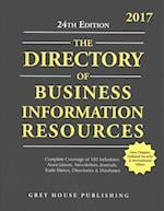 Directory of Business Information Resources, 2017