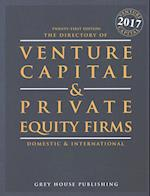 The Directory of Venture Capital & Private Equity Firms, 2017