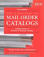 Directory of Mail Order Catalogs, 2018