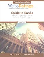 Weiss Ratings' Guide to Banks, Spring 2017 (Weiss Ratings Guide to Banks and Thrifts)