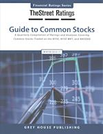 TheStreet Ratings' Guide to Common Stocks, Winter 2016/17 (TheStreet.com Ratings Guide to Common Stocks)