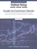 TheStreet Ratings' Guide to Common Stocks, Spring 2017 (TheStreet.com Ratings Guide to Common Stocks)