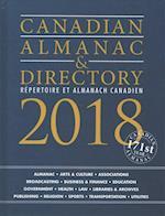 Canadian Almanac & Directory 2018 / Repertoire Et Almanach Canadien 2018 af Grey House Canada
