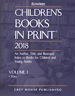 Children's Books in Print 2018 (CHILDREN'S BOOKS IN PRINT)