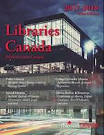 Libraries Canada, 2017/18