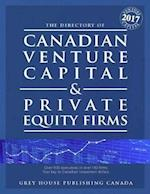 Canadian Venture Capital & Private Equity Firms, 2017