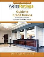 Weiss Ratings Guide to Credit Unions, Spring 2018 (Weiss Ratings Guide to Credit Unions)