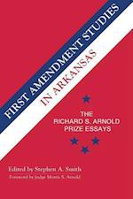 First Amendment Studies in Arkansas