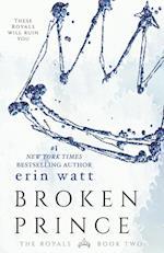 Broken Prince af Erin Watt