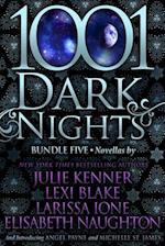 1001 Dark Nights: Bundle Five af Larissa Ione, Lexi Blake, Julie Kenner