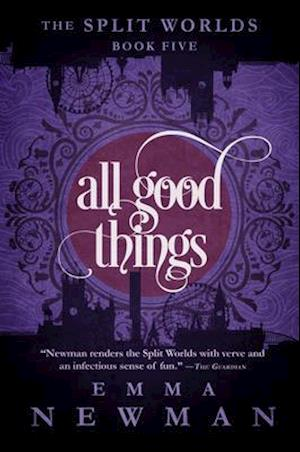 Bog, paperback All Good Things af Emma Newman