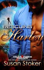 Rescuing Harley af Susan Stoker