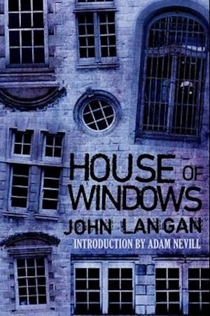 Bog, paperback House of Windows af John Langan