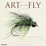 Art of the Fly 2018 Calendar