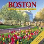 Boston 2018 Wall Calendar