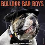 Bulldog Bad Boys 2018 Wall Calendar (Dog Breed Calendar)