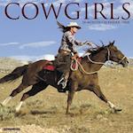 Cowgirls 2018 Wall Calendar