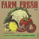 Farm Fresh 2018 Calendar