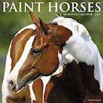 Paint Horses 2018 Calendar