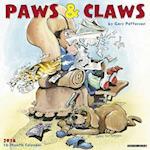 Gary Patterson's Paws N Claws 2018 Calendar