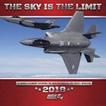 The Sky Is the Limit 2018 Calendar