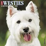 Just Westies 2018 Wall Calendar (Dog Breed Calendar)