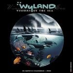 Wyland Visions of the Sea 2018 Wall Calendar