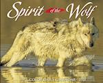 Spirit of the Wolf 2018 Calendar af Willow Creek Press