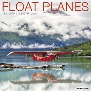 Ukendt format Float Planes 2018 Wall Calendar