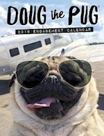 Doug the Pug 2018 Engagement Calendar