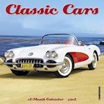 Classic Cars 2018 Calendar