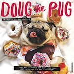 Doug the Pug 2019 Wall Calendar (Dog Breed Calendar)