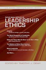 The U.S. Naval Institute on Leadership Ethics (U S Naval Institute Wheel Books)