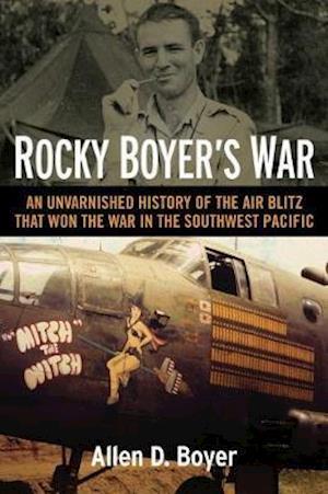 Bog, hardback Rocky Boyer's War af Allen D. Boyer