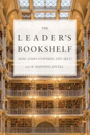 Bog, hardback The Leader's Bookshelf af James Stavridis