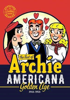 Bog, paperback The Best Of Archie Americana af Archie Superstars